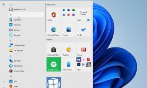 Windows 11 : le Menu Démarrer de Windows 10 ne peut plus être activé