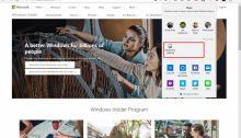 Windows 10 : la build 17035 débarque pour les Insiders