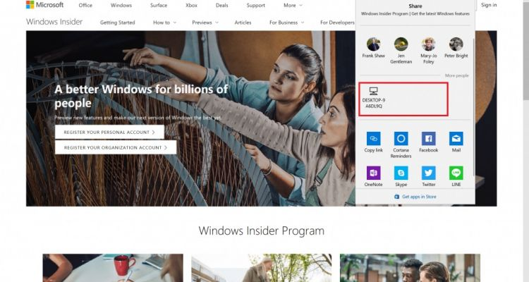 Windows 10 : la build 17035 débarque pour les Insiders