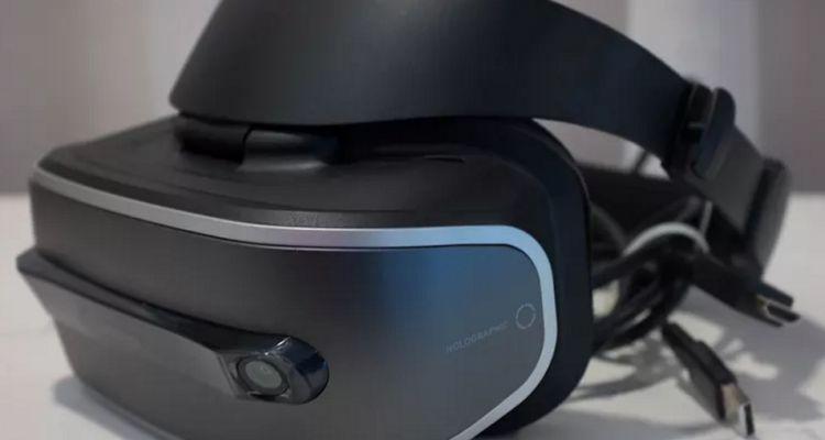 [CES 2017] Lenovo propose son premier casque VR sous Windows Holographic