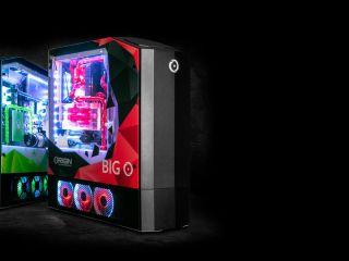Origin Big O : un monstre combinant PC ultime, Xbox One X, PS4 Pro et Switch