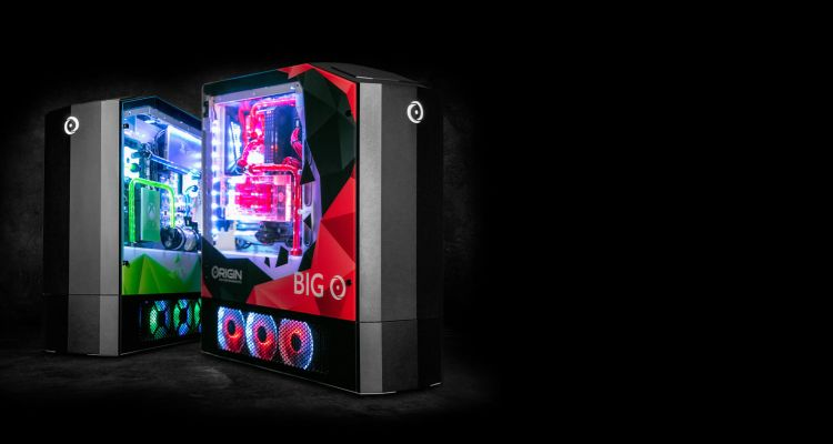 Origin Big O : un monstre combinant PC ultime, Xbox One X, PS4 Pro et Switch