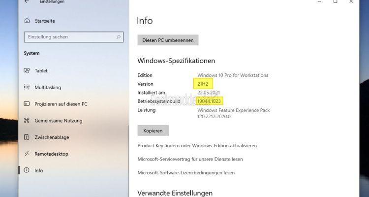 Sun Valley en 2022 : la mise à jour majeure de Windows 10 reportée ?