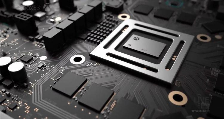 Project Scorpio fait son apparition sur le Microsoft Store US