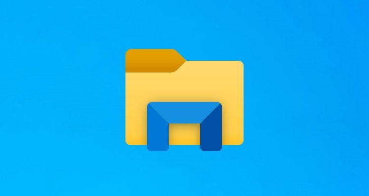 Windows 10 X : voici à quoi ressemble le nouvel explorateur de fichiers