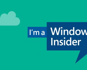 ​La build 15046 de Windows 10 est disponible sur PC pour les Insiders