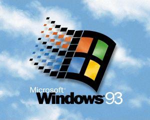 Insolite : testez Windows 93 sur votre ordinateur