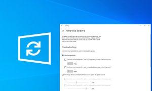 Limiter la vitesse de téléchargement de Windows Update, bientôt possible ?