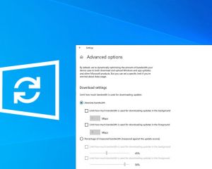 Limiter la vitesse de téléchargement de Windows Update, bientôt possible ?