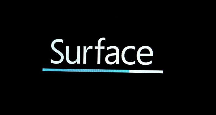 Les Surface Laptop (1&2) reçoivent une nouvelle mise à jour firmware