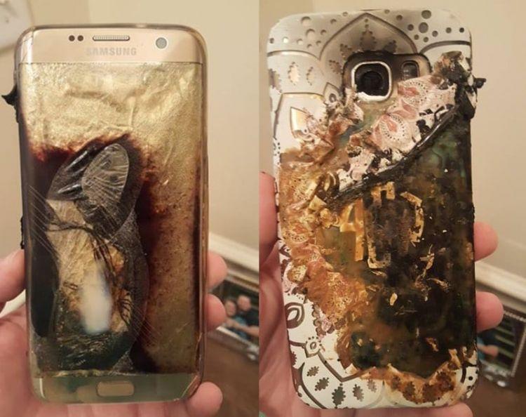Des Samsung Galaxy S7 et S7 Edge également touchés par des explosions aléatoires