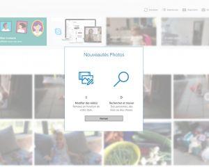 L'application Photos reçoit deux belles nouveautés sur Windows 10