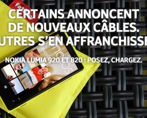 [MAJ] Nokia trolle Apple : le match iPhone 5 vs Lumia 920 a commencé !