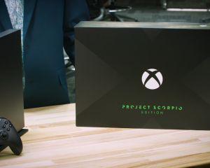 Envie de découvrir l'unboxing de la Xbox One X Project Scorpio ?