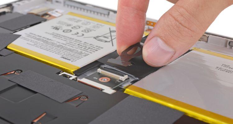 La Surface Go obtient la note de 1/10 pour sa (non-) réparabilité
