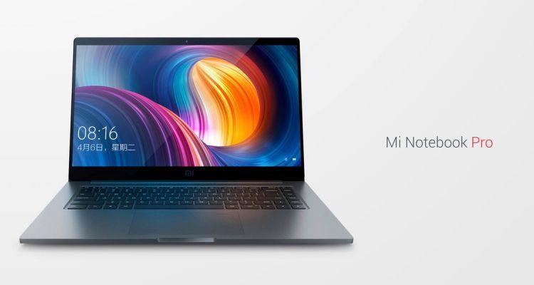 [MAJ] Le Xiaomi Mi Notebook Pro sera disponible en Europe