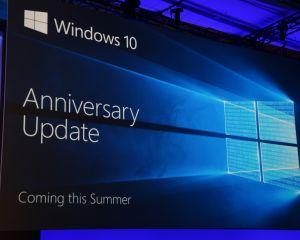 Mise à jour anniversaire : Windows 10/Windows 10 Mobile servis en même temps ?