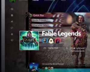 Windows 10 : le système d'exploitation sera porté en novembre sur Xbox One