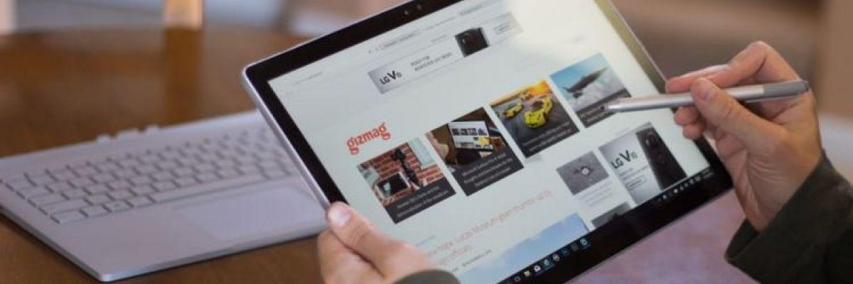 """Le Surface Book dit """"Performance Base"""" prévu pour la France début 2017"""