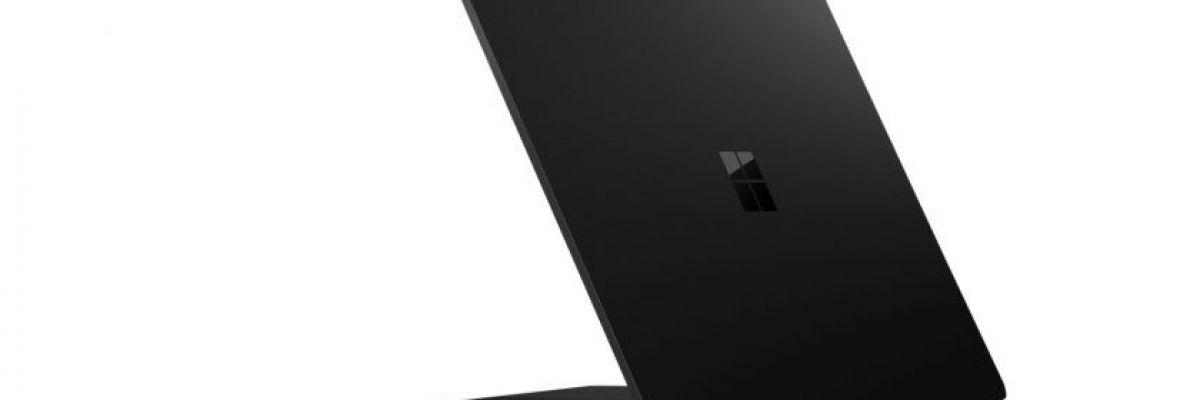Une prochaine génération de Surface totalement noire présentée le 2 octobre ?
