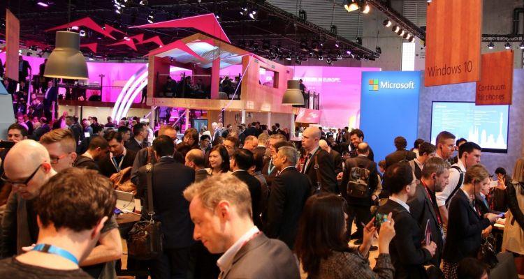 Microsoft tiendra une conférence de presse au Mobile World Congress !