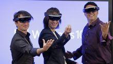 HoloLens : Microsoft se dit satisfait avec seulement quelques milliers de ventes