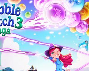 Bubble Witch 3 Saga : le nouveau jeu de King débarque sur Windows 10