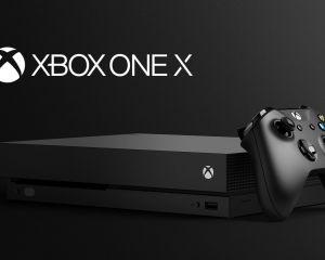 Les précommandes de la Xbox One X sont ouvertes