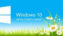 TOP 10 des nouveautés de Windows 10 April 2018 Update