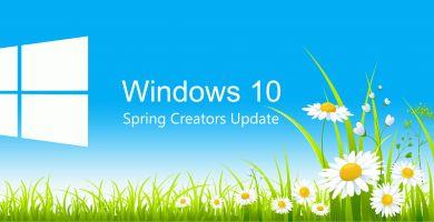 TOP 10 des nouveautés de Windows 10 Spring Creators Update