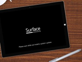 Nouveau firmware pour la Surface Pro 4 et le Surface Book 2
