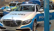 Windows 10 Mobile s'invite dans un véhicule de la police allemande