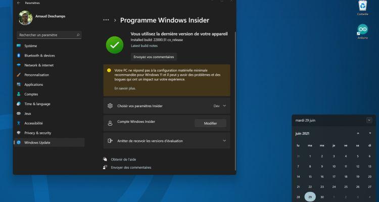 J'ai installé Windows 11 sur ma Surface Pro 4 et je m'interroge...