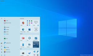 Windows 10 : le nouveau Menu Démarrer débarque pour les Insiders
