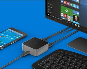 Windows 10 Mobile : des applications Win32 supportées via le mode continuum ?