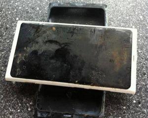 Un Nokia Lumia 800 résiste à plusieurs mois d'immersion dans un lac