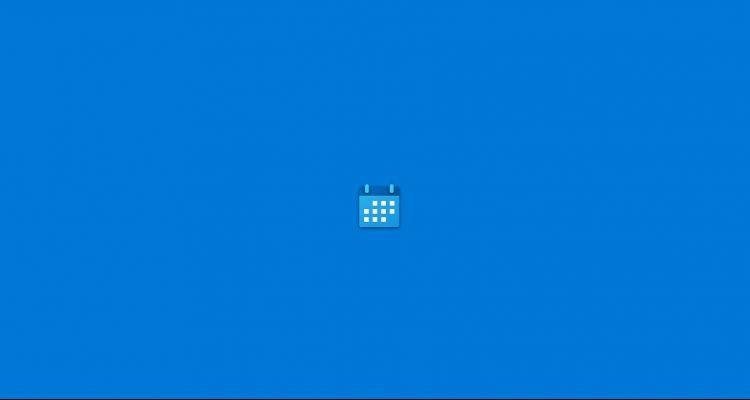 Courrier et Calendrier : les nouvelles icônes arrivent pour tous sur Windows 10