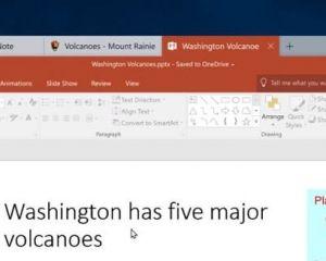 Build 2018 : Windows Sets veut combler le fossé entre les sites Web et applis