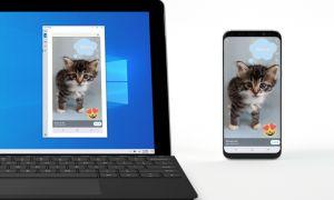 Utiliser son téléphone Android depuis Windows 10, c'est possible avec Your Phone