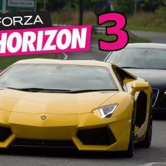 Microsoft joue le jeu avec Forza Horizon 3 avec des Xbox One en forme de voiture