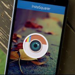 [Bon plan] InstaSquarer, une appli photo offerte grâce à MyAppFree