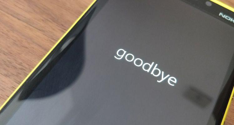 Le Windows Phone Store, c'est bientôt fini !