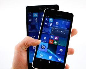Lumia 550 et 650 : la dernière mise à jour firmware obtient un changelog