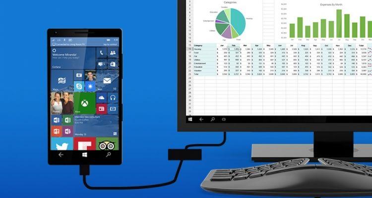 Windows 10 Mobile : le mode continuum également sur le Lumia 640, 930 et 1520