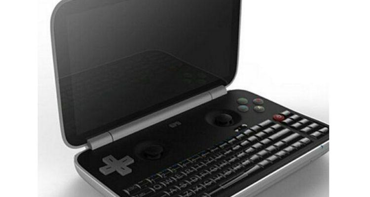[Insolite] Une console portable chinoise sous Windows 10 à venir ?