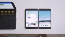 Microsoft présente le Surface Duo : un smartphone Android à deux écrans