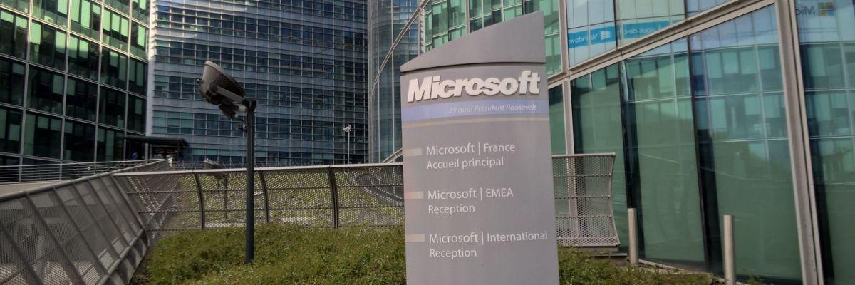 Microsoft est désormais plus valorisée que Google pour la première fois en 3 ans
