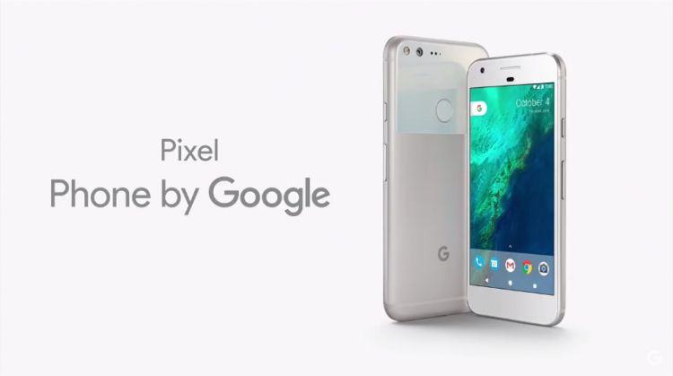 [MAJ2] Google officialise ses terminaux Pixel et Pixel XL #madebygoogle