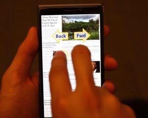 """Microsoft Research : la technologie """"3D Touch"""" serait loin d'être abandonnée"""