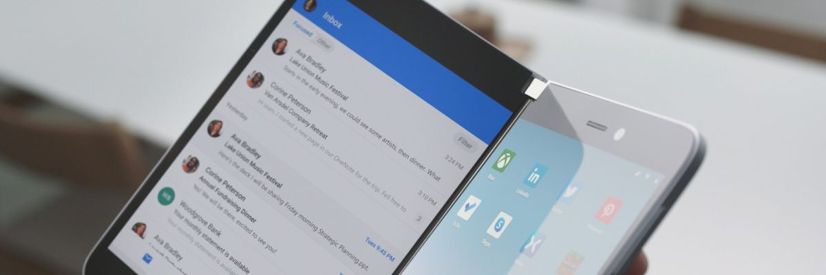 Edito : Pourquoi Microsoft a-t-il annoncé un smartphone sous Android ?